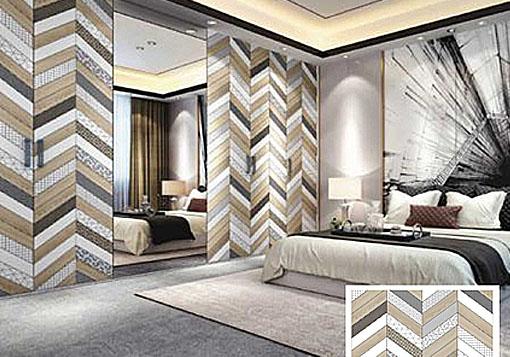 Revestimiento decorativo hpl interior muros