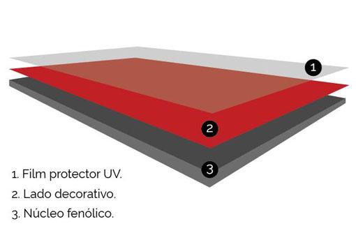 panel hpl fenolico exterior materiales